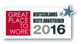 Great Place To Work Logo - Deutschlands beste Arbeitgeber
