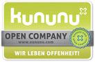 Kununu Open Company Logo - Wir leben Offenheit