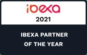 IBEXA PARTNER OF THE YEAR