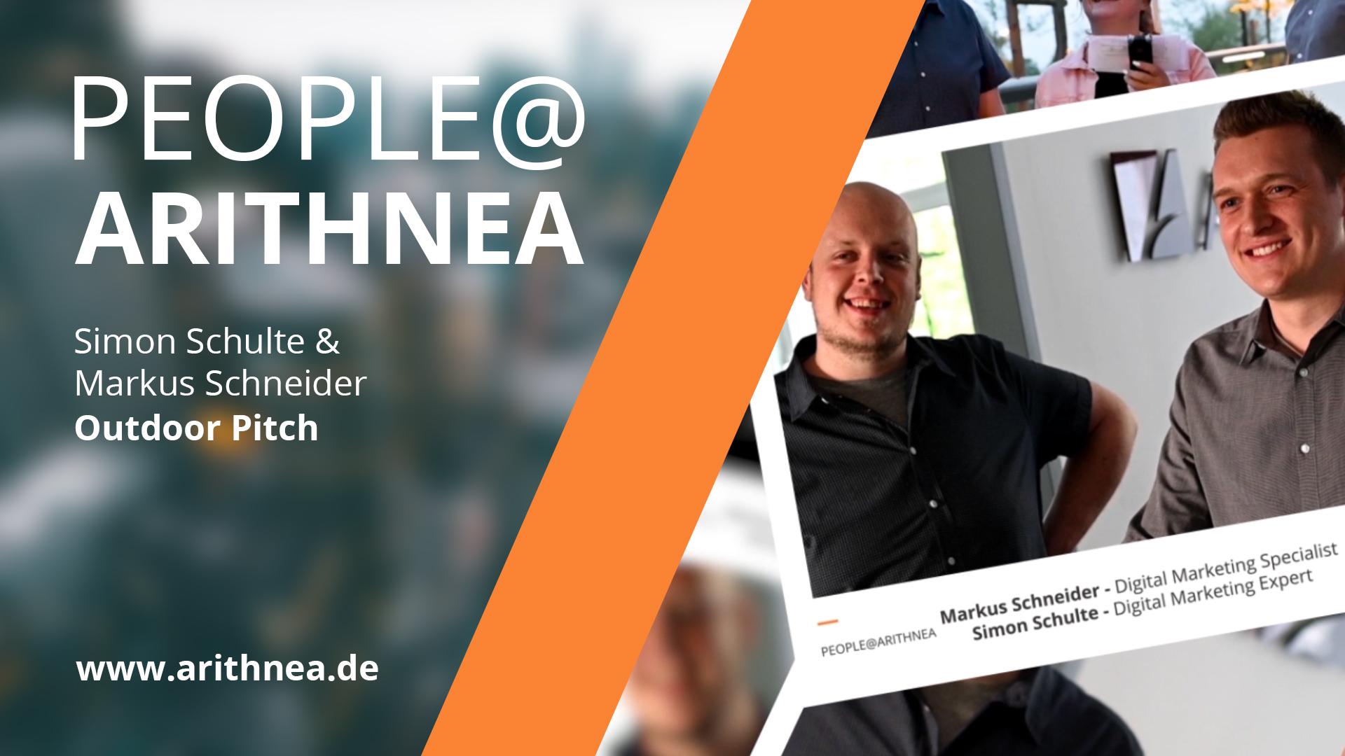 Pitch - Simone Schulte - Markus Schneider