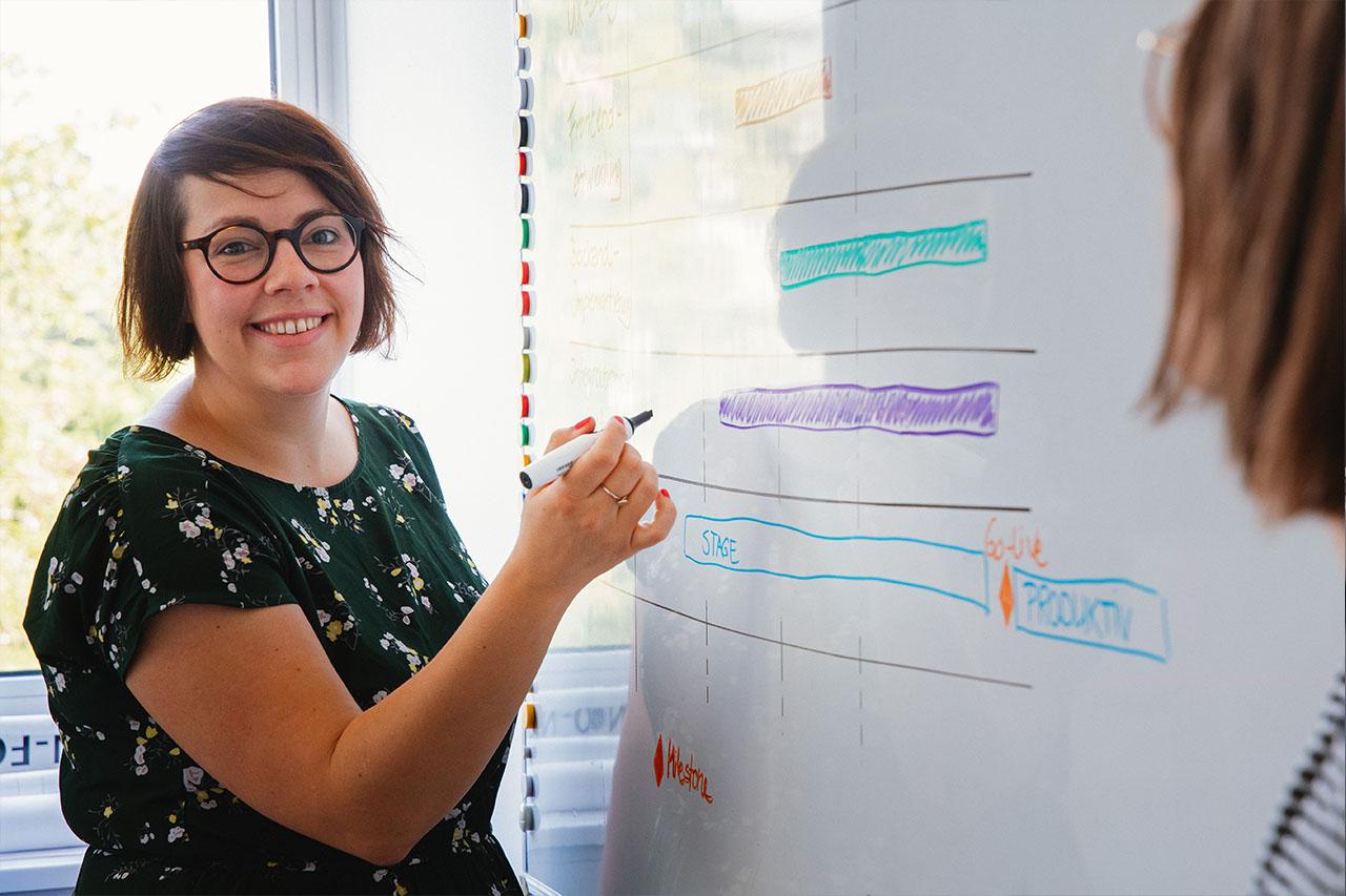 Projektmanagement bei ARITHNEA