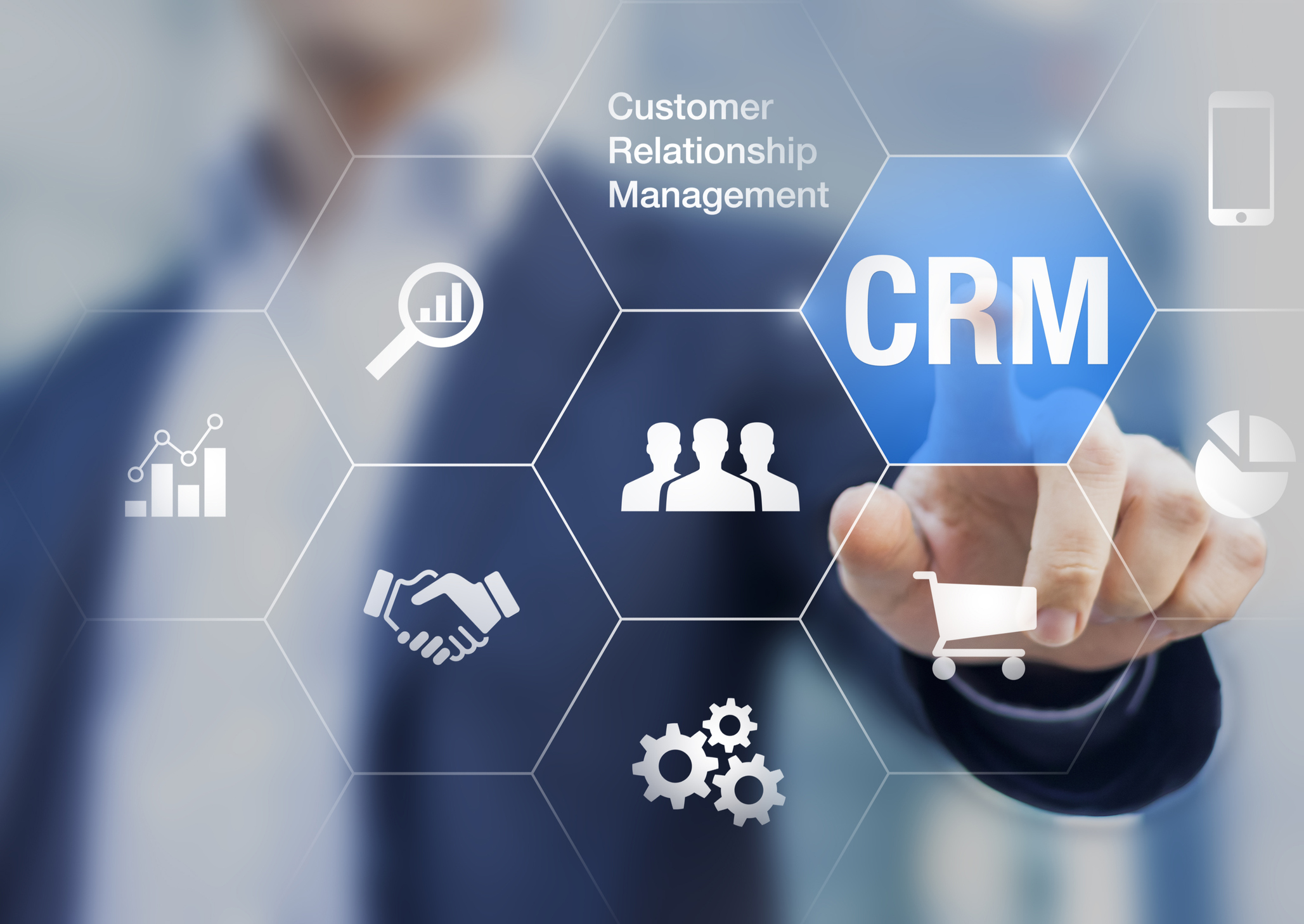 CRM Customer Relationship Management System - Einführung