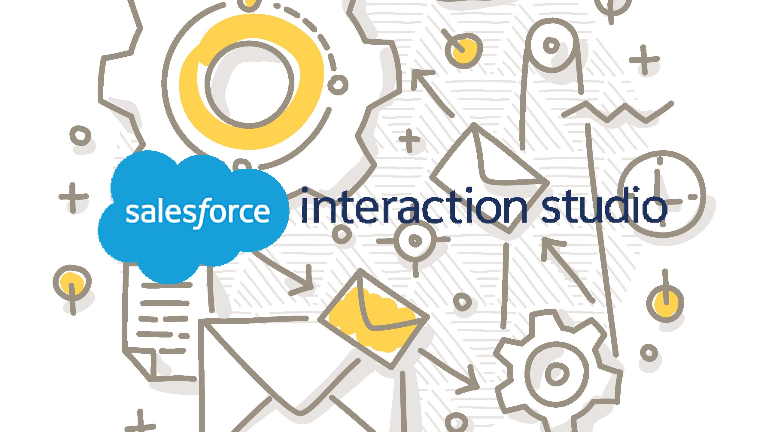 Personalisierung mit dem Salesforce Interaction Studio